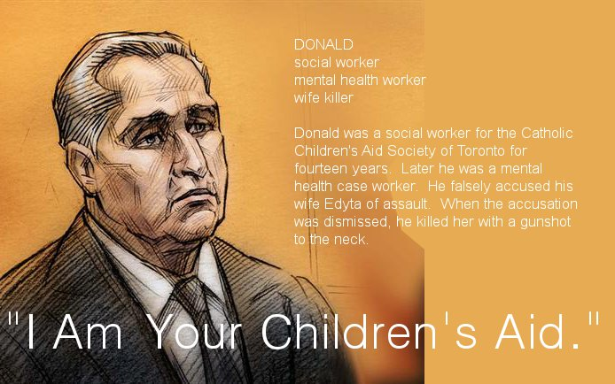 I Am Your Children's Aid, Donald